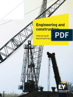EY Engineering and Construction Internal Audit Benchmarking Study
