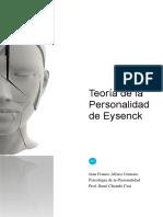 Personalidad Eysenck