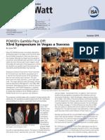 POWID Newsletter 2010 Summer