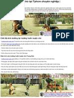 Truong huan luyen cho nghiep vu uy tin va chuyen nghiep nam 2018