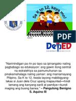 K - 12 Report