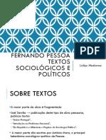 Fernando Pessoa Spt