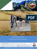 Bases Concurso Interno Puentes de Palitos de Helados