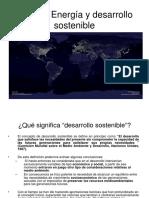 Optimización energética y  energías renovables