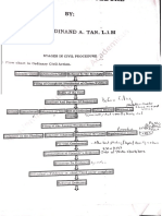 Civil Pro, Small Claims, Summary Pro, Appeals Flowcharts