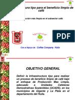Infraestructura Tipo Beneficio Limpio Cafe