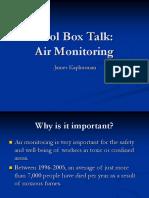 Air Monitoring 3