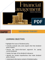 Dividend Theory Chap 17.ppt