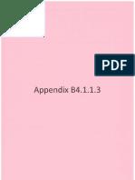 App B4.1.1.3