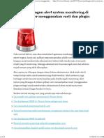Cara Membangun Alert System Monitoring Di Ubuntu Server Menggunakan Cacti Dan Plugin Thold