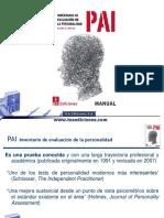 PAI Presentación General