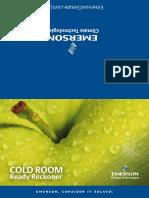 Ready Reckon Cold Room Manual