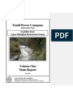 Final Report Upper Raghughat - Revised
