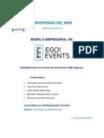 Egos! Events