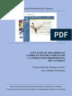 Desarrollo Curricular Formación Profesional