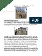 Monteriggioni (Loc. Abbadia Isola) - Abbazia SS. Salvatore e Cirino