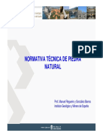 Normativa  de Roca Natural