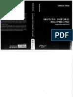 249615071 2013 Corneliu Birsan Drepturile Reale Principale Compressed