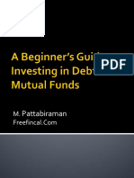 A Beginners Guide to Investing in Debt Mutual Funds | Bond