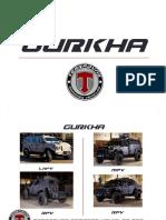 Gurkha Vehicles