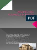 Arquitectura Romanica en España Expocicion