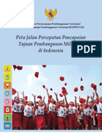 2010 Indonesia MDG Roadmap Final