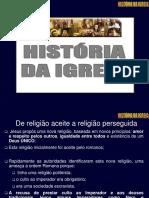 Curso História Da Igreja 1