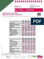 Paris-Nevers 12 juin