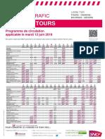 Tours-Vierzon-Bourges-Nevers 12 juin