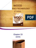 23 Types Joints Wood