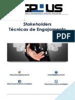 Norteadores e Técnicas de Engajamento dos Stakeholders