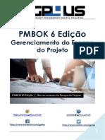 PMBOK 6ª Edição - Gerenciamento Do Escopo Do Projeto