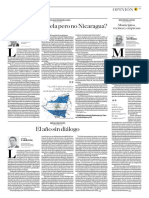 Por Qué Venezuela Pero No Nicaragua