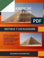 La Piramide de Keops