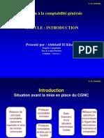 Introduction Cgnc