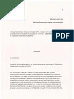 Enmiendas presentadas por el PP a los Presupuestos de 2018