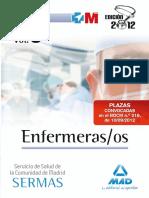 Enfermeras_os Del Servicio de Salud de La Comunidad de Madrid. Temario Vol. III