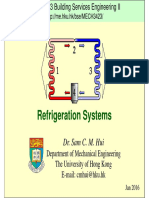 MECH3423 1516 10-Refrigeration Systems