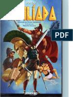 La Ilíada-novela Gráfica