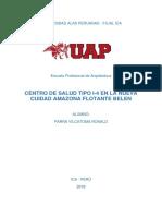 Universidad Alas Peruanas Belenn Imp