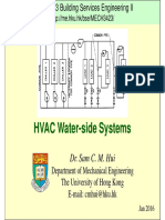 MECH3423 1516 09-HVAC Water-side Systems
