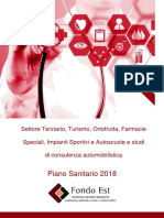 Piano Sanitario2018unisalute