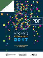 Cuadernillo de Oficios y Capacitaciones 20171