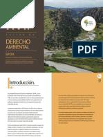 Cronograma del Taller de Derecho Ambiental de la SPDA- 2018