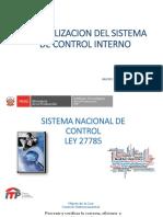 Sistema Nacional de Control Interno