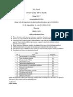 CA Final Direct Tax Flow Charts May 2017 2SDMBZA2(1)