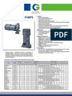 Crompton Jet Pumps Single Stage