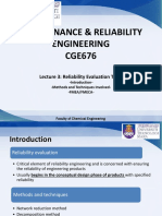 CGE676 Chapter 3