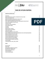 Fichas de Ayuda Rapida