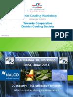 NALCO _TSE in District Cooling - KM DC Wokshop